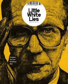 D & AD Awards entry - Little White Lies cover - samuel hickson illustration / magazine cover / editorial design / magazine design