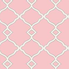 ChicShelfPaper.com - Moorish Pink. For inside a bookcase
