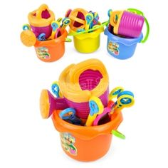 Colorful Set Of Beach Toys Educational Toys Baby Toys US$2.00