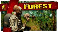 The Forest | Part 1 | RAVENS NINJA TURTLES !!!