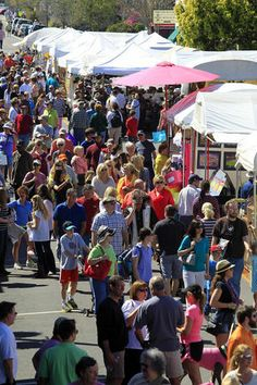 Another STS Top 20 Event!  Fairhope Arts and Crafts Festival, one of Alabama's top events, returns March 14 - 16