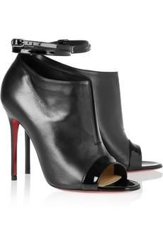 Sassy Christian Louboutin Ankle Boots
