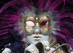 Fasching, Maske, Karneval, Deko