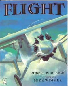 Picture Book: This is a story about Charles Lindbergh who flew his plain from New York to Paris in May, He became the first person to fly solo across the Atlantic ocean. Charles had 2 compasses and the stars to guide him on his journey. Flight Lessons, New York To Paris, Charles Lindbergh, College Library, Award Winning Books, State College, Children's Literature, One Pilots, Library Of Congress