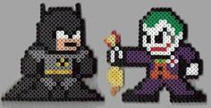 Batman vs Joker by groundhog7s - Kandi Photos on Kandi Patterns