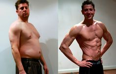fat to fit transformation after 40 | ... Apple and the Primal Blueprint , I finally discovered the art of fit