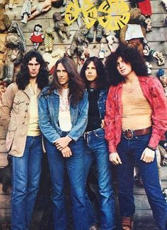 THE GOLDEN EARRING When the bullet hits the bone