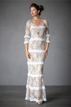 BHLDN Esprit de Corps Gown – Adina's Bridal