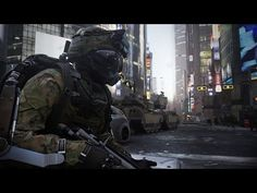 """Official Call of Duty®: Advanced Warfare - """"Induction"""" Gameplay Video"""