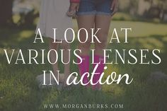 Having trouble deciding on a new lens? This post takes a look at 4 different prime lenses, to allow you to see which one would best suit you! www.morganburks.com