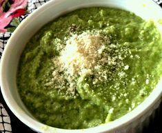 Asparagus and Cheese Dip