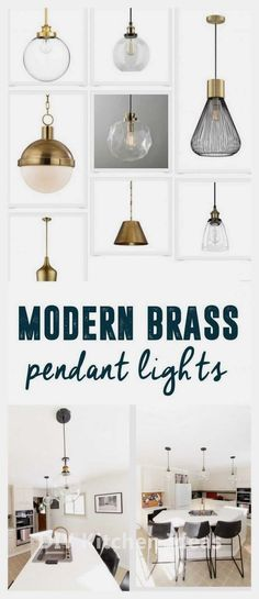 Amazing DIY Concepts For Your Kitchen Lighting #kitchen #kitchenideas