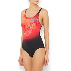 Printed Max Life Swimsuit