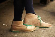 Lovely Desert Boots