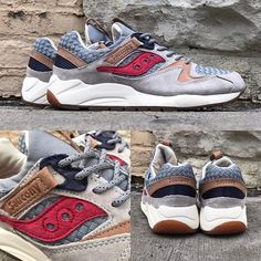 New Arrival | Saucony Originals | Grid 9000 | Grey | Liberty Pack | US Men's Sizes 7-13 | $120 |Available in-store & online at MODA3.com #sauconyoriginals #grid9000 #libertypack #kotd #runners #sneakers #kicks #MODA3 #gridgang #milwaukee #streetwear #saucony