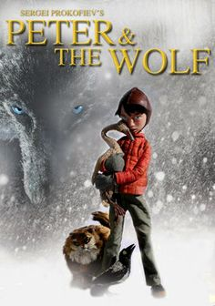 Peter and the Wolf (2006) When a wolf threatens the safety of a tiny Russian village, young outcast Peter -- whose only friend is a duck -- becomes an unlikely hero in this masterful, dialogue-free adventure set to Sergei Prokofiev's classic 1936 score. Filmmaker Suzie Templeton transplants the action of the classic folktale to contemporary Russia, which she illustrates with beguiling stop-motion animation. The film won the 2008 Oscar for Best Animated Short.