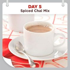 25 Days of Christmas Cheer :: Day 5 :: Spiced Chai Mix Recipe