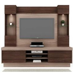 Affordable Wooden Tv Stands Design Ideas With Storage 13 – Living room designs Tv Unit Decor, Tv Wall Decor, Tv Cabinet Design, Tv Wall Design, Tv Wanddekor, Lcd Panel Design, Lcd Unit Design, Tv Unit Furniture, Modern Tv Wall Units