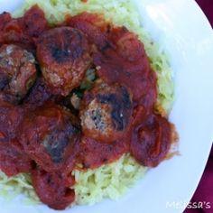 Easy Turkey Meatballs by MelissasCuisine