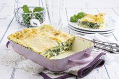 Lasagnes aux épinards et chèvre : Une délicieuse recette de lasagnes aux épinards !