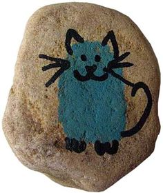 Painting Rock & Stone Animals, Nativity Sets & More: How to Paint Fingerprint Stones: No Drawing Skills Required