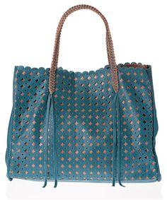 Future Buy: for this summer, Callista Crafts Aqua Mosaic Hobo 2014