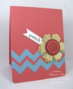 PPA134 Color Challenge by macmad2 - Cards and Paper Crafts at Splitcoaststampers