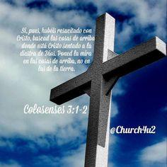 Colosenses 3:1-2 Si pues habéis resucitado con Cristo buscad las cosas de arriba dond http://ift.tt/2avp7nXpic.twitter.com/6r4Lhoch20  Colosenses 3:1-2 Si pues habéis resucitado con Cristo buscad las cosas de arriba dond http://ift.tt/2avp7nX http://pic.twitter.com/6r4Lhoch20