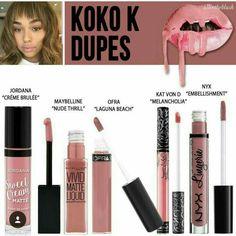 Kyle's Koko K Dupes