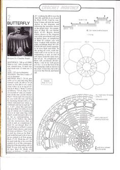 Crochet Monthly 219 - Lita Z - Picasa Webalbumok