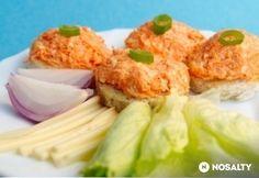 Sárgarépakrém | NOSALTY Eat Pray Love, Kid Friendly Meals, Potato Salad, Creme, Cauliflower, Dinner Recipes, Paleo, Meat, Chicken