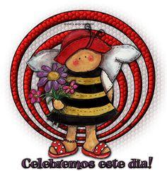Anna´s Expressions: Bee 2-Formas prediseñadas II