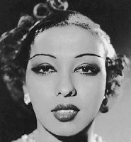 """""""A violinist had a violin, a painter his palette. All I had was myself. I was the instrument that I must care for."""" French Sampler: Josephine Baker"""