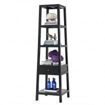 Clipper Hylle - Sort Ladder Bookcase, Getting Organized, Shelves, Organization, Projects, House, Home Decor, Log Projects, Shelving