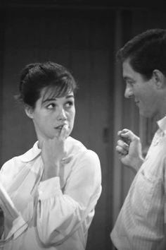 Mary Tyler Moore and Dick Van Dyke
