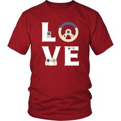 Gamer - LOVE Gamer - Video/PC Game Profession/Job Shirt