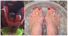 Técnica Japonés que, si introduces tus pies en esta mezcla, podrás purificar todo tu cuerpo: ¡Desintoxica todo tu cuerpo!
