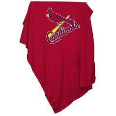 St. Louis Cardinals Sweatshirt Blanket