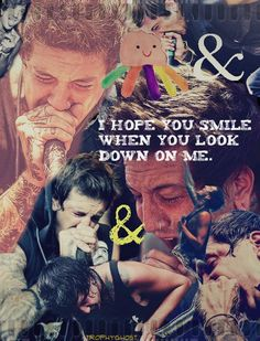 I hope you smile...