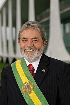 Luiz Inácio Lula da Silva – Wikipédia, a enciclopédia livre