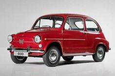 El Seat 600 fue uno de los coches más populares del mundo en los años 60 y 70.Fuente: Seat - Getty Images