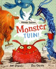 Een jongetje (ik-figuur) heeft een prijs gewonnen: hij mag een dag in de dierentuin komen werken. Maar het blijkt een bijzondere dierentuin te zijn, waar allemaal monsters wonen, die zich niets van de beheerder aantrekken. Het verhaal doet denken aan de monsters van Roald Dahl en Quentin Blake. Voor kleuters een prachtig boek, zowel inhoudelijk als qua illustraties. Vanaf ca. 4 jaar..