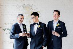 © Cari Zhu Photography x Wingmen Suits  #groom #torontoweddings #torontoweddingphotographer #groomsmen #groomsman #weddinginspiration #groominspiration #blacktie #blacktux #menswear #mensfashion #suitandtie #bowties #engagedintoronto