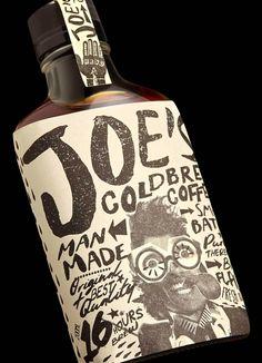 Label / beer / Joe's Cold Brew