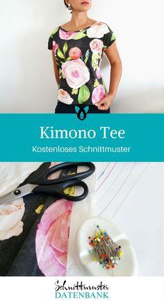 Der Klassiker unter den kostenlosen Schnittmustern – das Kimono Tee! Ein wirklich einfaches und gut geschnittenes Oberteil für Damen. Der Ausschnitt ist etwas weiter als … Weiterlesen