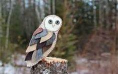 Felt Bird Ornament Pattern - Bing Images