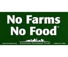 No Farms, No Food, Buy local