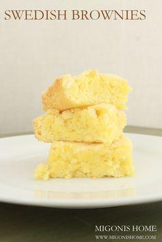 Swedish Brownies - Migonis Home