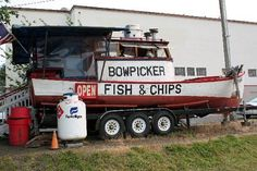 Bowpicker.  Best Fish and Chips.  If you are ever in Astoria, OR you have to go.  If you are in the Northwest you have to go!