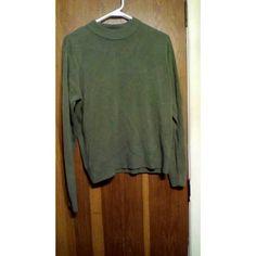Ladies long sleeve sweater Sag harbor womans sweater Large Smoke free home Sag Harbor Sweaters Crew & Scoop Necks
